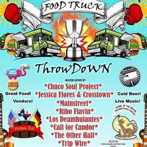 Gateway To Texas Food Truck Throwdown