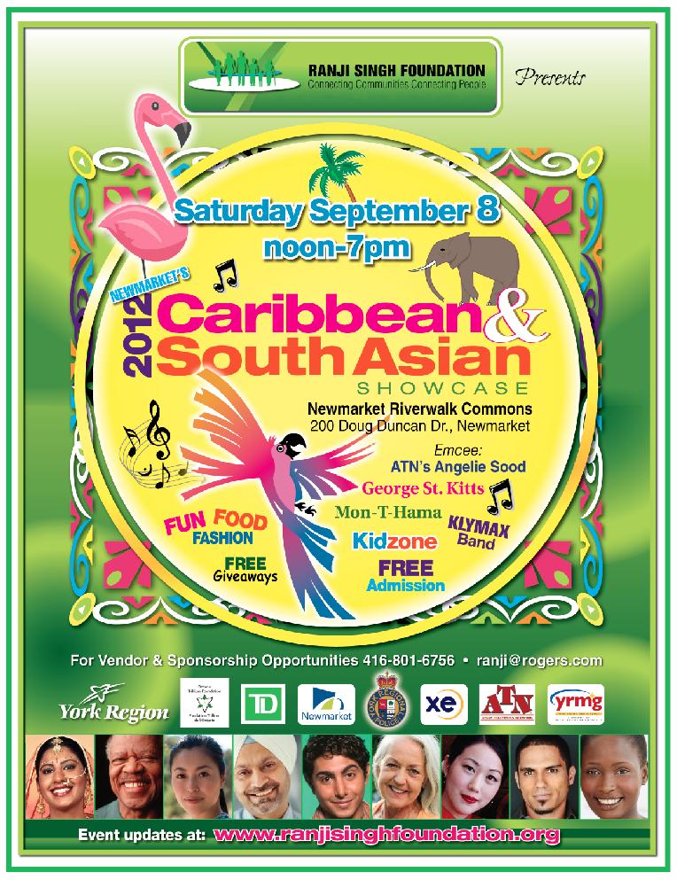 Newmarkets Caribbean South Asian Showcase Newmarket
