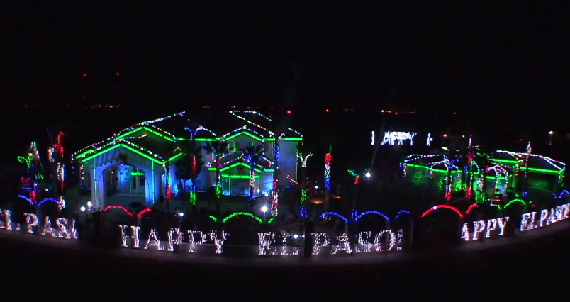 Fred Loya Christmas Light Show, El Paso | Events - Yelp