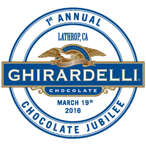 1st Annual Ghirardelli Chocolate Jubilee Lathrop Events