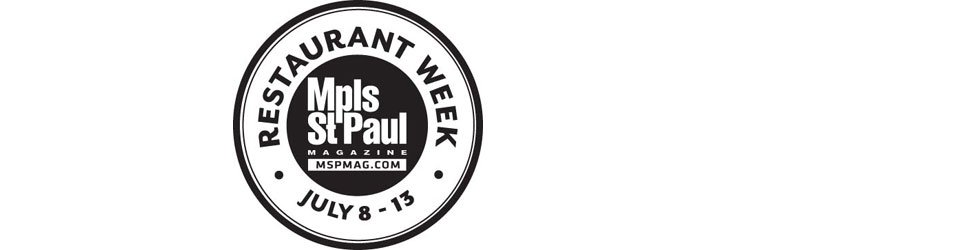 Mpls. St. Paul Magazine Restaurant Week