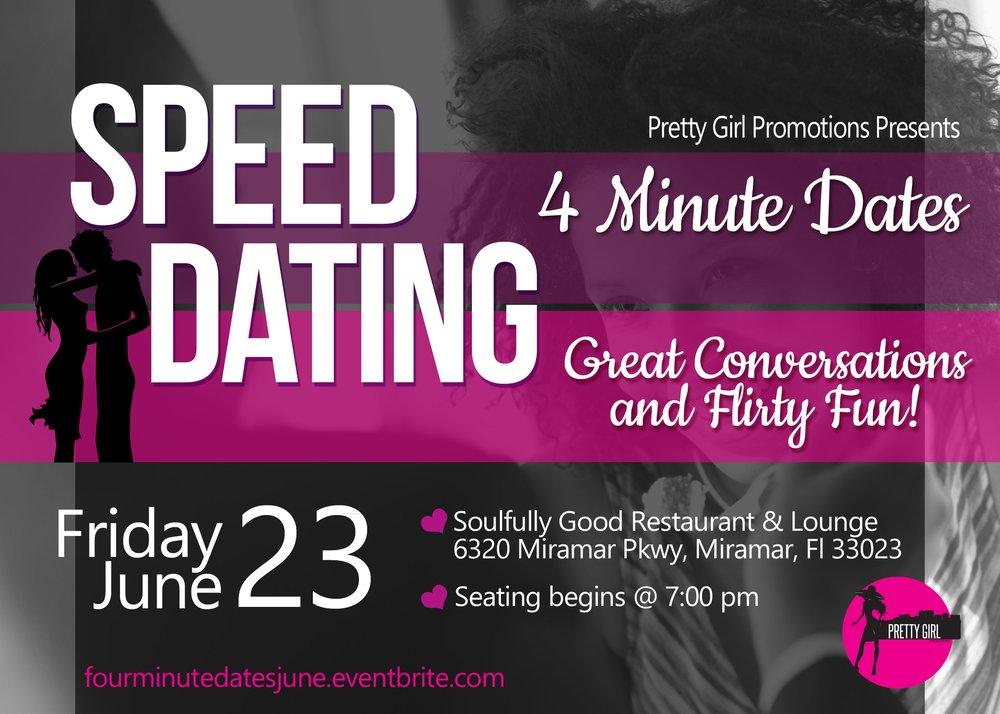 Speed dating hollywood fl