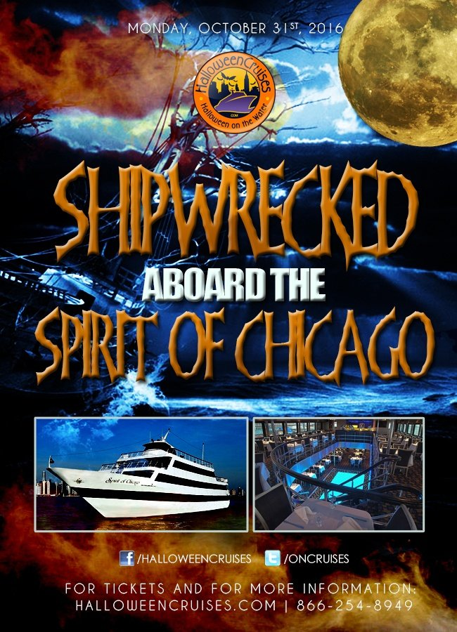 shipwrecked halloween party cruise aboard the spirit of chicago chicago events yelp