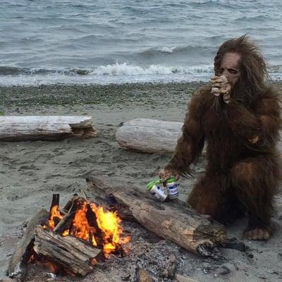 Bigfoot ..