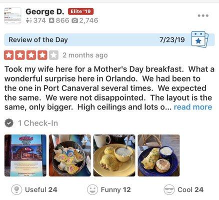 George D.