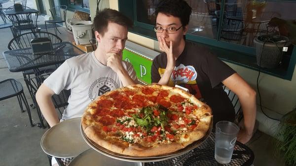 PizzaKenAndPizzaTom P.
