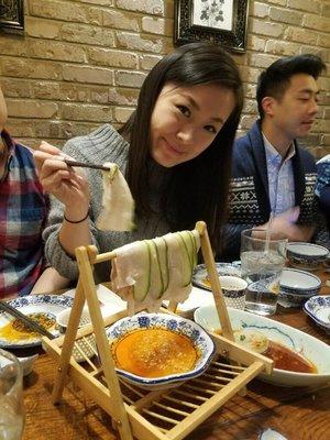 Yimei M.