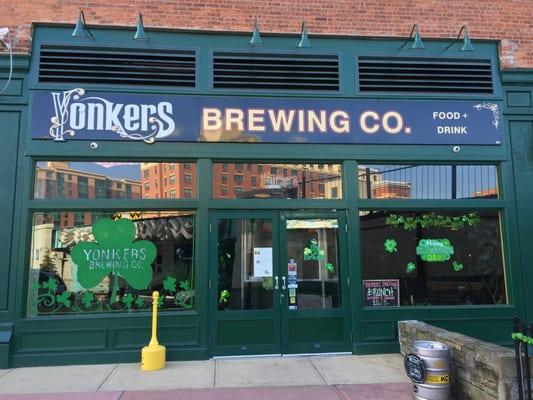 Yonkers Brewing C.