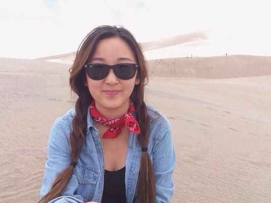 Sheena K.