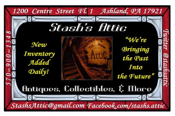 Stash's Attic A.
