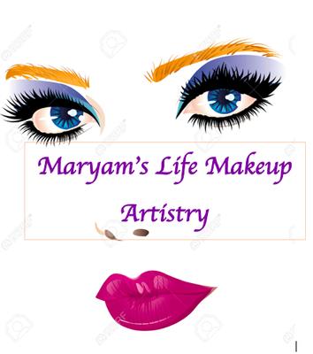 Maryam's Life Makeup Artist C.