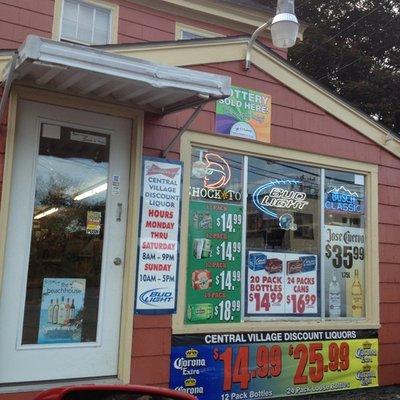 Central Village Discount Liquor P.