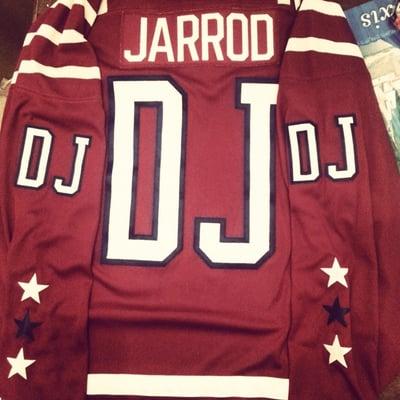 Jarrod W.