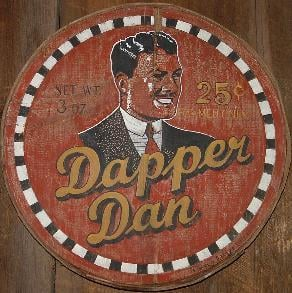 Dapper D.